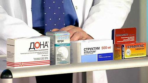 Эффективные препараты для лечение артроза